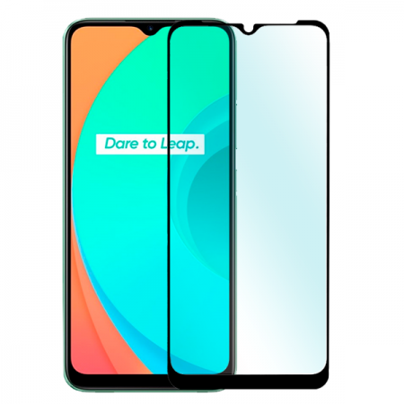 3D Full-screen corning series for Realme C11 / RMX2185