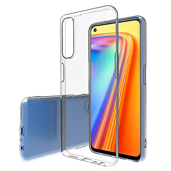 Basic Slim Ultra Thin TPU Silicone Case for Realme 7 / RMX2155