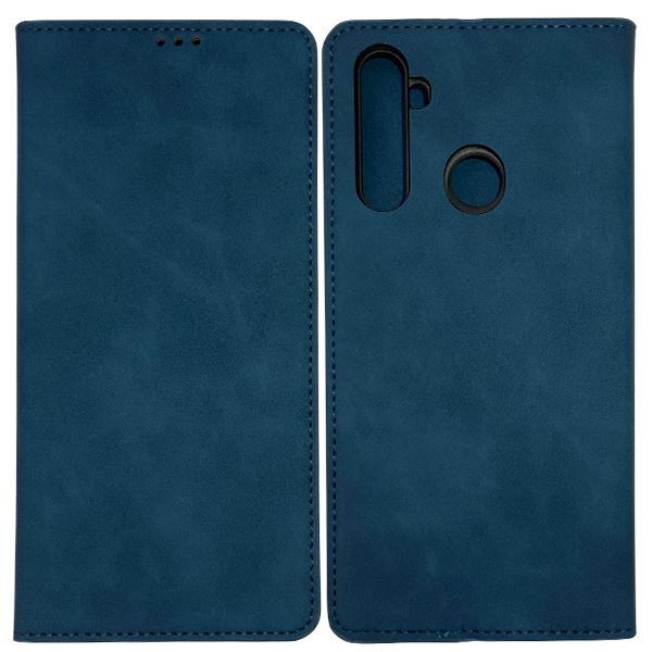 Blue Book MAGNET case for Realme 5i