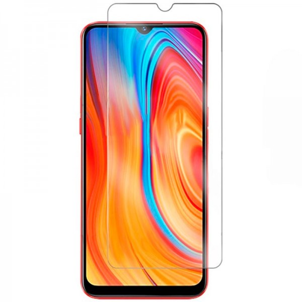 Impact resistant glass screen protector for Realme C3