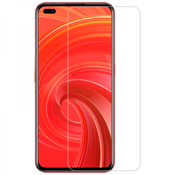 Impact resistant glass screen protector for Realme X50 Pro