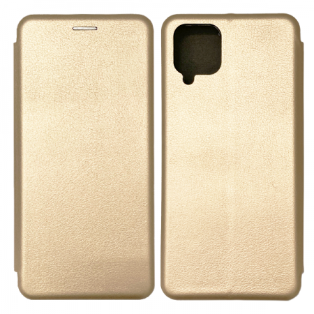 Gold Book Elegance case for Samsung Galaxy A12