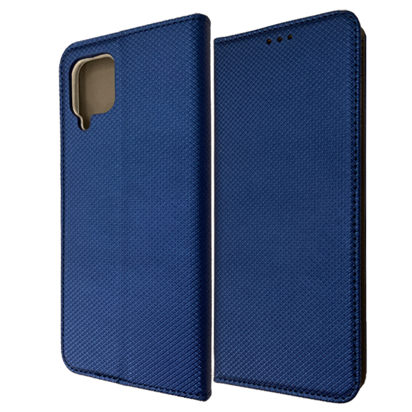 Blue Book MAGNET case for Samsung Galaxy A12