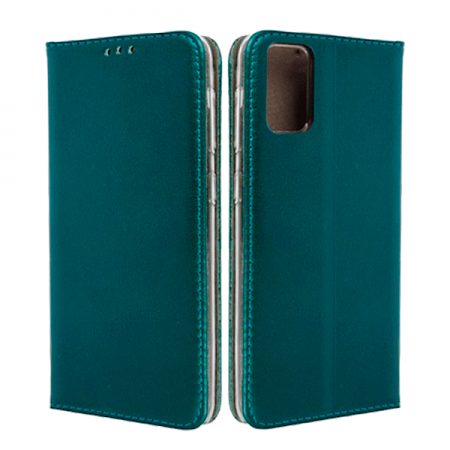Green Book MAGNET case for Samsung Galaxy A51 / SM-A515F