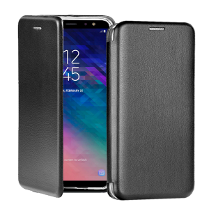 Black Book Elegance case for Samsung Galaxy A6 Plus 2018