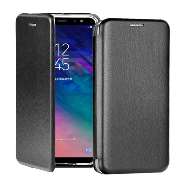 Black Book Elegance case for Samsung Galaxy A6 Plus 2018