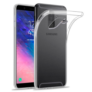 Ultra Thin TPU Silicone Case for Samsung Galaxy A6 Plus 2018