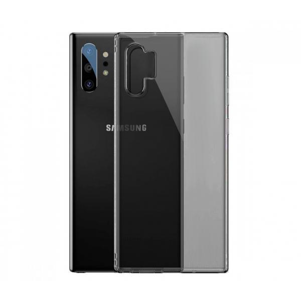 Dark Ultra Thin TPU Silicone Case for Samsung Galaxy Note 10 Plus