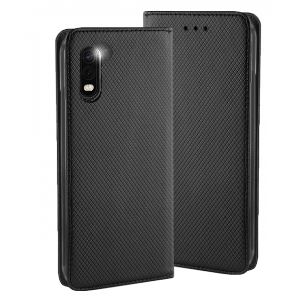 Black Book MAGNET case for Samsung Galaxy Xcover Pro / SM-G715FN/DS