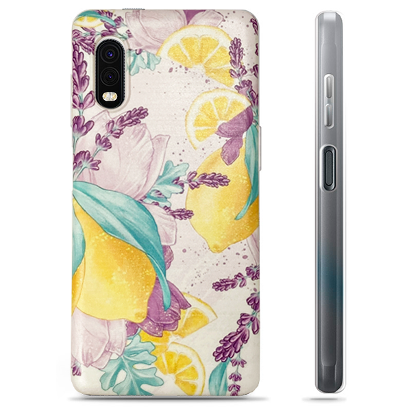 Ultra Thin TPU Silicone print Time#27 Case for Samsung Galaxy Xcover Pro