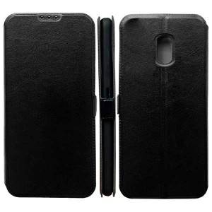 Black Book Pocket case for Samsung Galaxy J3 2017