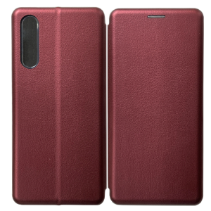 Wine Book Elegance case for Sony Xperia 10 II