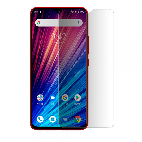 Impact resistant glass screen protector for Umidigi F1