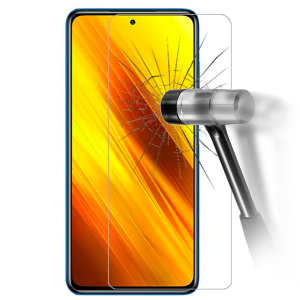 Tempered screen protector for Xiaomi Poco X3