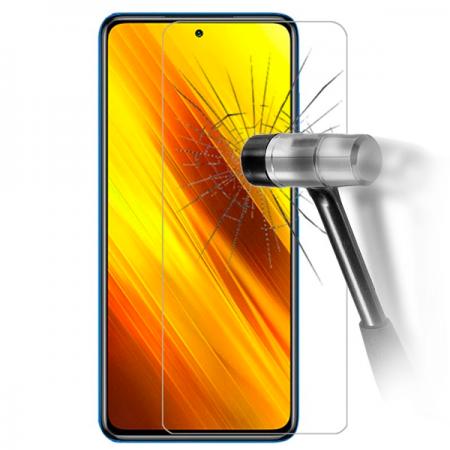 Tempered screen protector for Xiaomi Poco X3