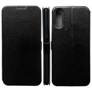 Black Book Pocket case for Xiaomi Redmi 9A