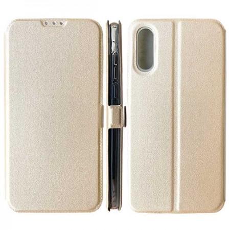 Gold Book Pocket case for Xiaomi Redmi 9A / M2006C3LG