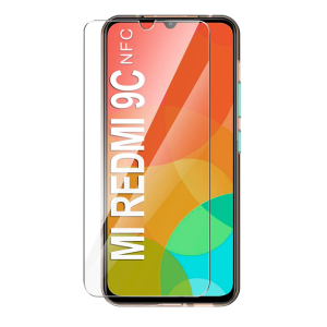 Tempered screen protector for Xiaomi Redmi 9C NFC