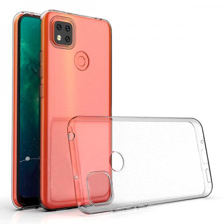 Nordic Classic Air TPU Silicone Case for Xiaomi Redmi 9C NFC