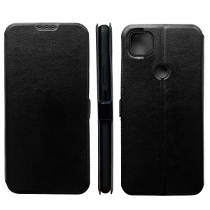 Black Book Pocket case for Xiaomi Redmi 9C NFC
