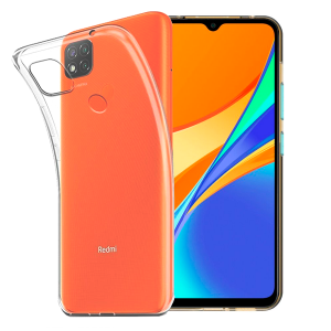 Ultra Thin TPU Silicone Case for Xiaomi Redmi 9C NFC
