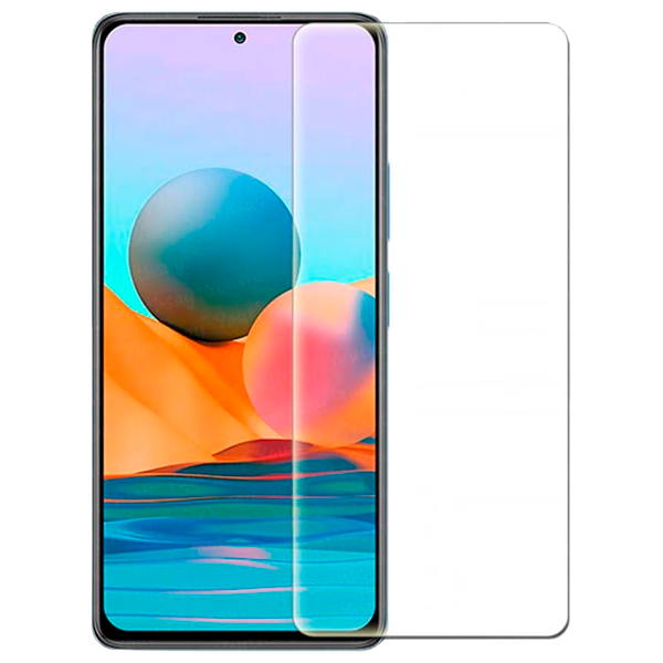Impact resistant glass screen protector for Xiaomi Redmi Note 10 / 10s