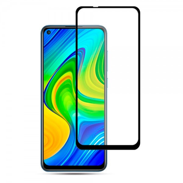 3D Full screen glass protector for Xiaomi Redmi Note 9 M2003J15SC / M2003J15SG / M2003J15SS