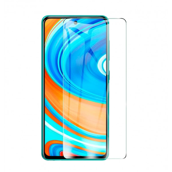 Impact resistant glass screen protector for Xiaomi Redmi Note 9S M2003J6A1G / Note 9 Pro M2003J6B2G