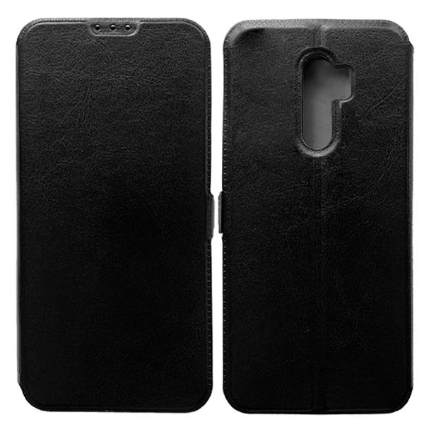 Black Book Pocket case for Xiaomi Redmi 9