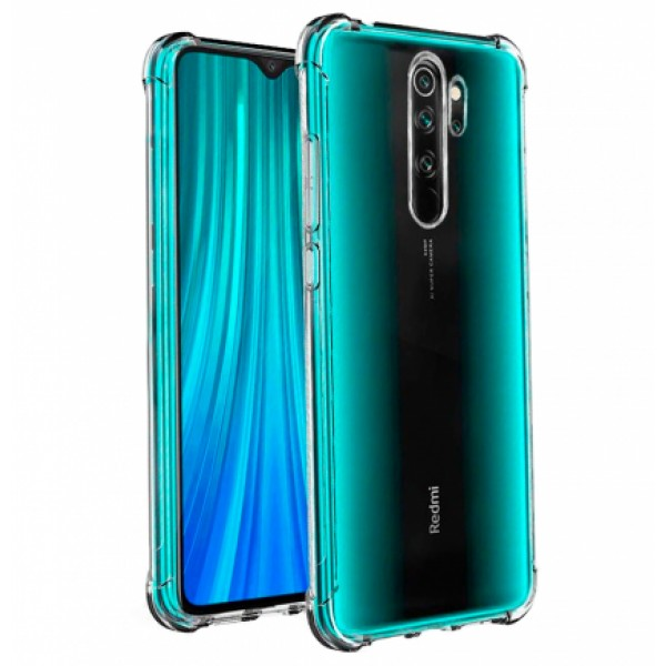 Anti-chock TPU Silicone Case for Xiaomi Redmi Note 8 Pro