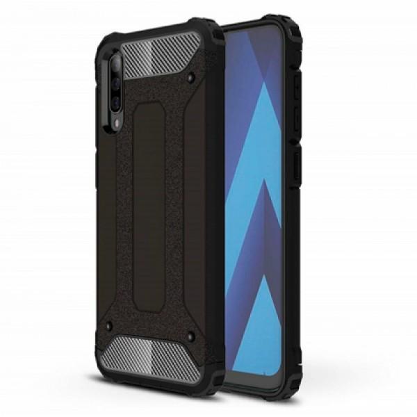 Black Armor Case for Samsung Galaxy A70