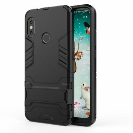 Black Armor Case Xiaomi Mi A2 / Mi 6X