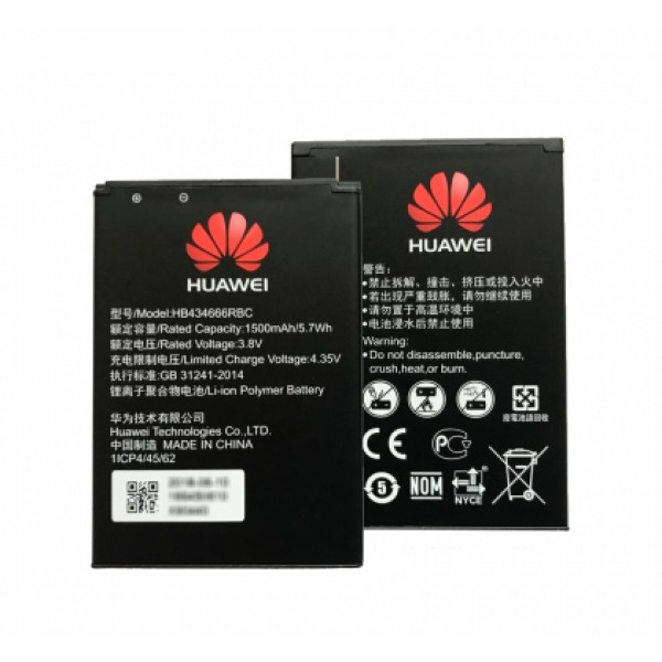 Battery HB434666RBC for Huawei