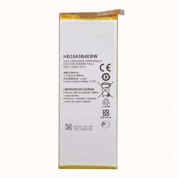 Huawei Ascend P7 battery HB3543B4EBW 2460 mAh