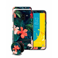 BeLLa Set is a set of 3 parts with the same design for Samsung Galaxy J6 j600 - mod. 5