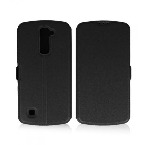 Black Book Pocket case for LG K10