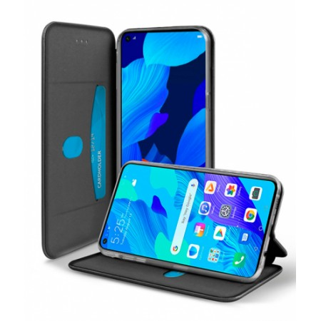 Black Book Elegance case for Huawei NOVA 5T YAL-L21