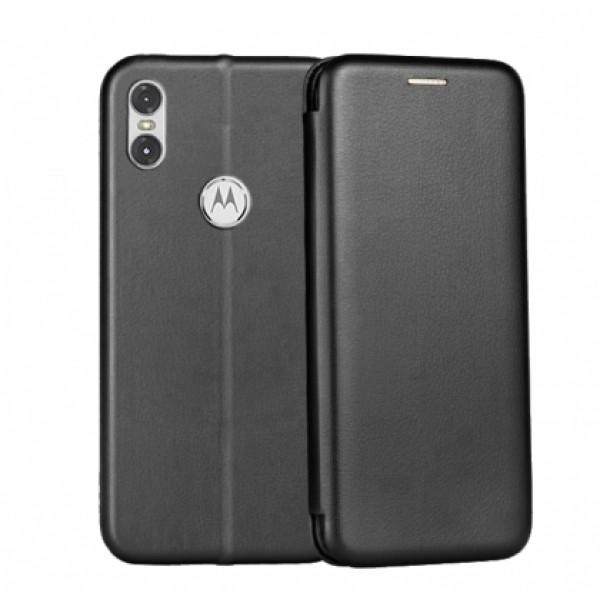 Black Book Elegance case for Motorola One (P30 Play)