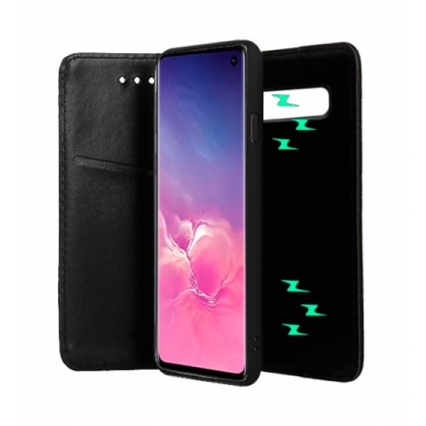 Black Book Magnet Vennus Twin case for Samsung Galaxy S10 G973