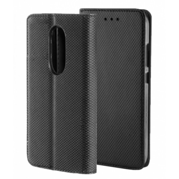 Black Book MAGNET case for Nokia 6.1 Plus (Nokia X6)