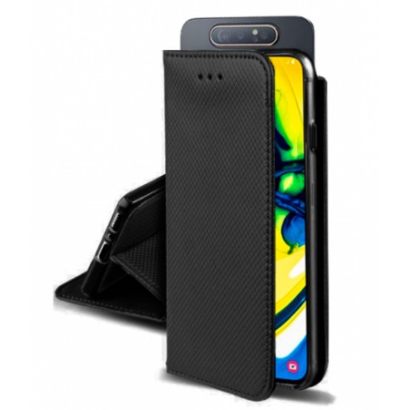 Black Book MAGNET case for Samsung Galaxy A80 / SM-A805F/DS