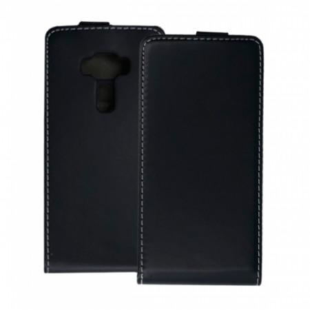 Black Flip case for Asus Zenfone 3 ZE520KL