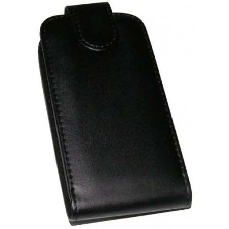 Black Flip case for HTC Desire 300