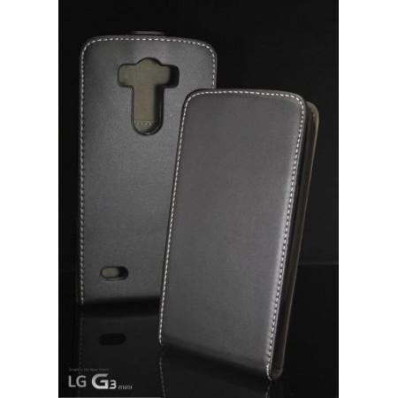 Black Flip case for LG G3 S / D722