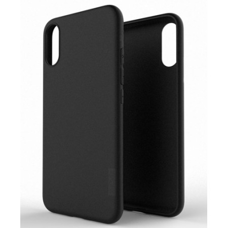 Black silicone back with X-level Guardian series for Huawei P20