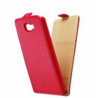 Red Flip case for Samsung Galaxy A5 2016 / A510F