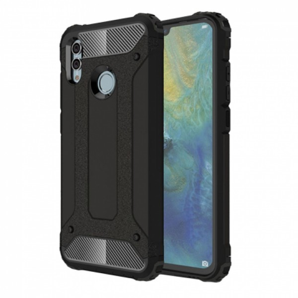 Black Forcell Armor Case Huawei P smart 2019