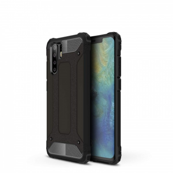Black Forcell Armor Case Huawei P30 Pro