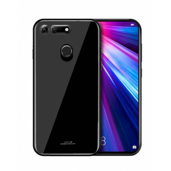 Black Glass Case Forcell for Honor View 20
