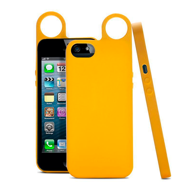Remax Soft Ring Case silicone back OUcase for iPhone 5 / 5S / SE